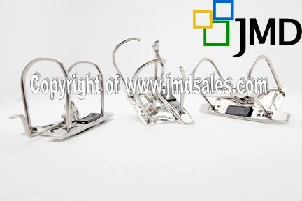 lever arch clip