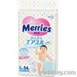 Kao Merries Baby Diapers