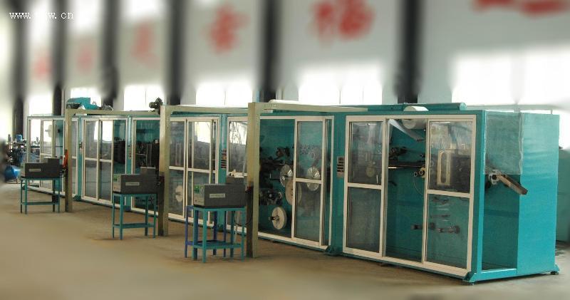 Sanitary Napkin machines
