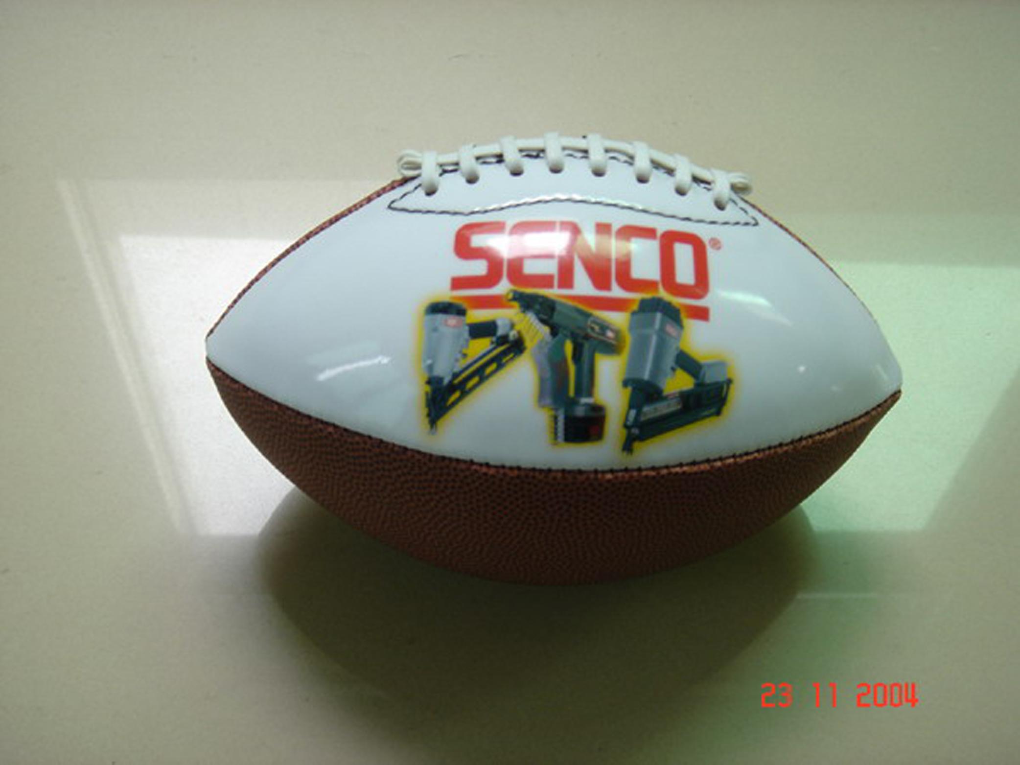 Custom Image Photo Imprinted Sports American Football