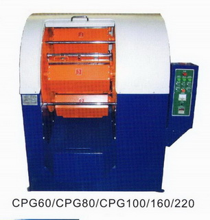 Centrifuge Machine for Metal Parts Surface Grinding