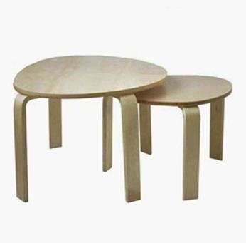 Bentwood Kids Tables