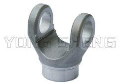 transmission shaft parts: welding yoke, flange yoke, slip yoke