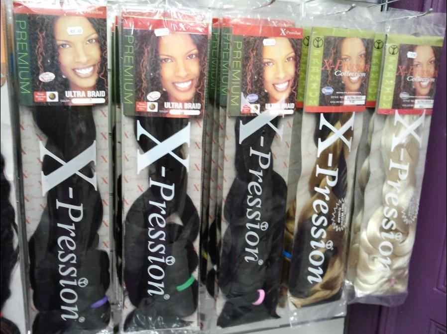 X Pression Hair