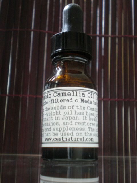 Triple Filtered Organic Camellia Oil Japan
