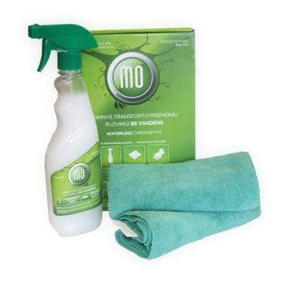 MO Waterless car wash