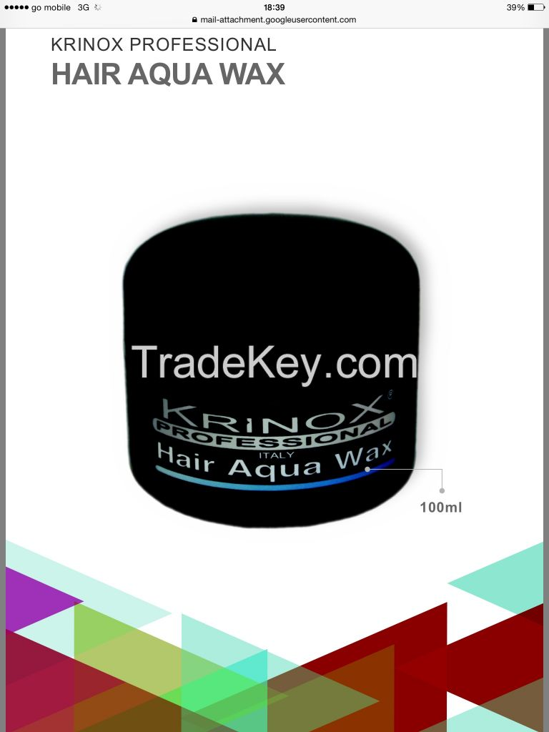 KRINOX hair wax