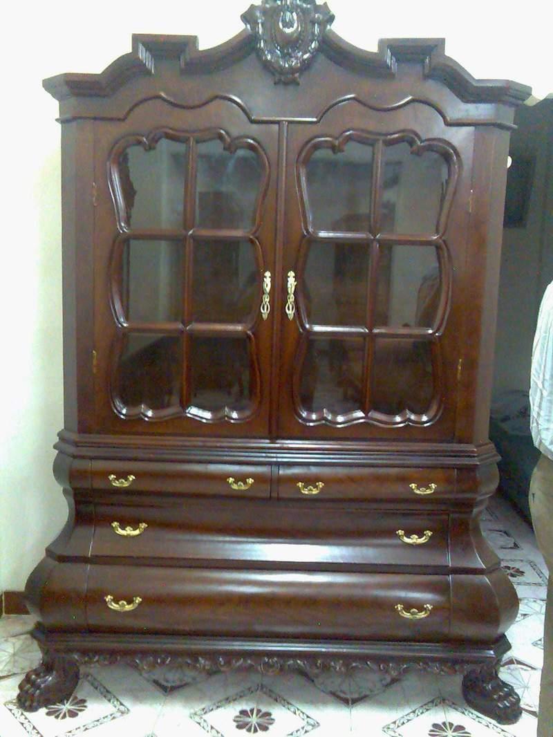 Antique furniture reproductions bar