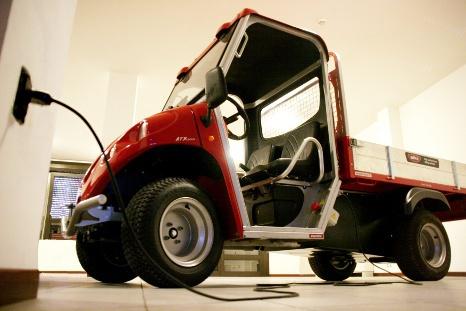 Electric Utility Vehicle