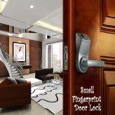 Fingerprint Security Door Lock
