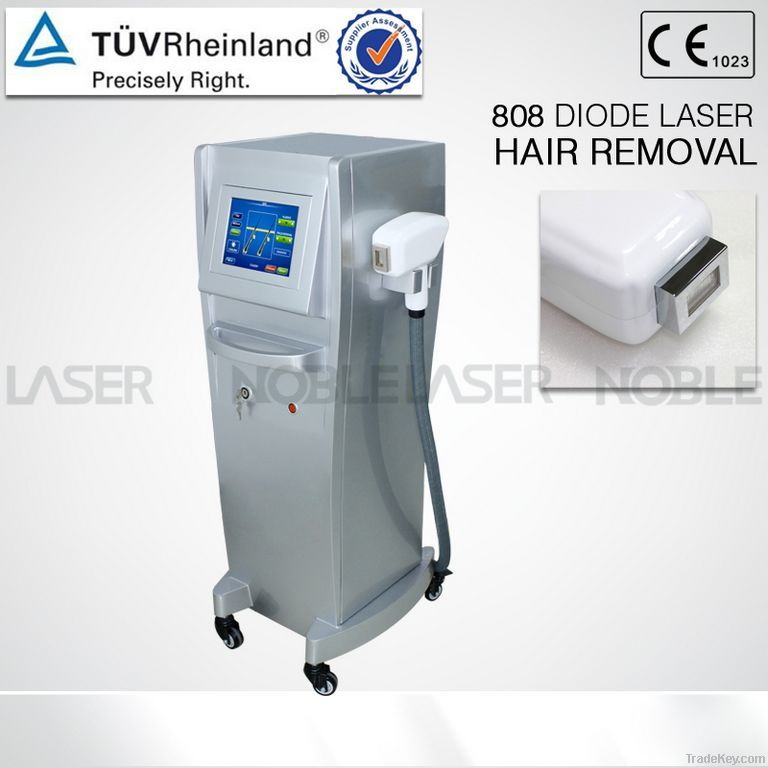 diode laser permanent hair removal