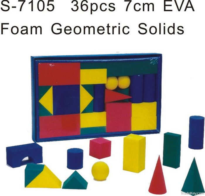 Foam Geometric Solid