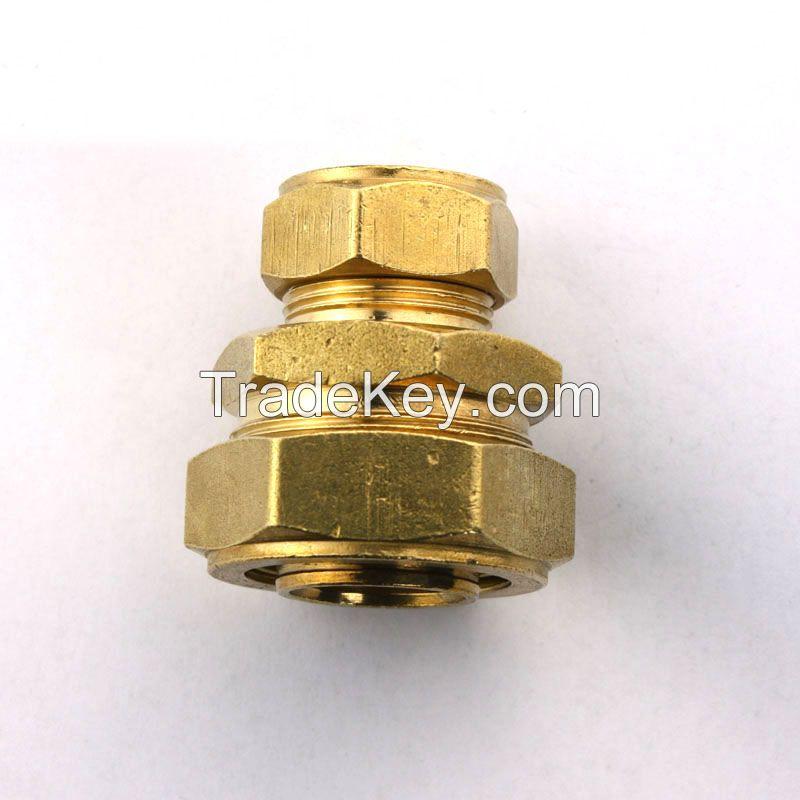 brass fitting for pex-al-pex pipe