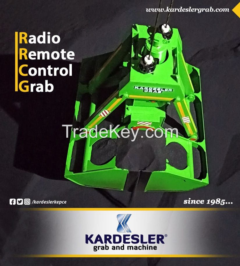 Radio Remote Control Grab