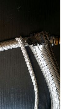 Overbraided Flexible Steel Conduit with SS braided jacketed
