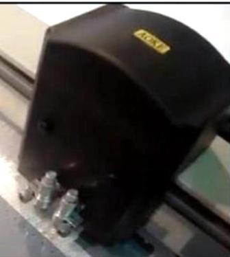 Sticker Cutter Machine