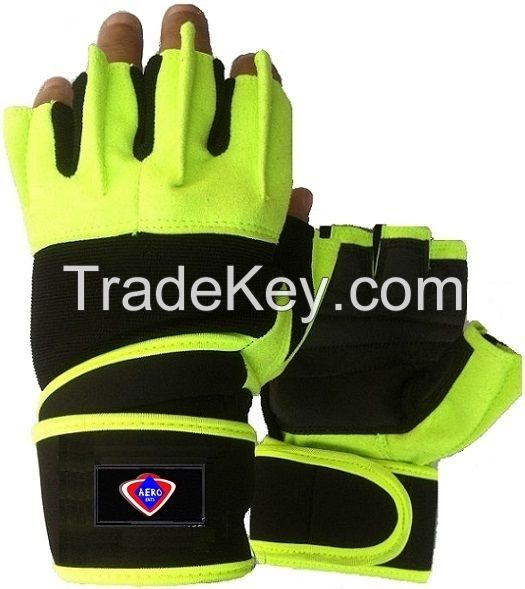 High Quality Weightlifting Gym Training Gloves
