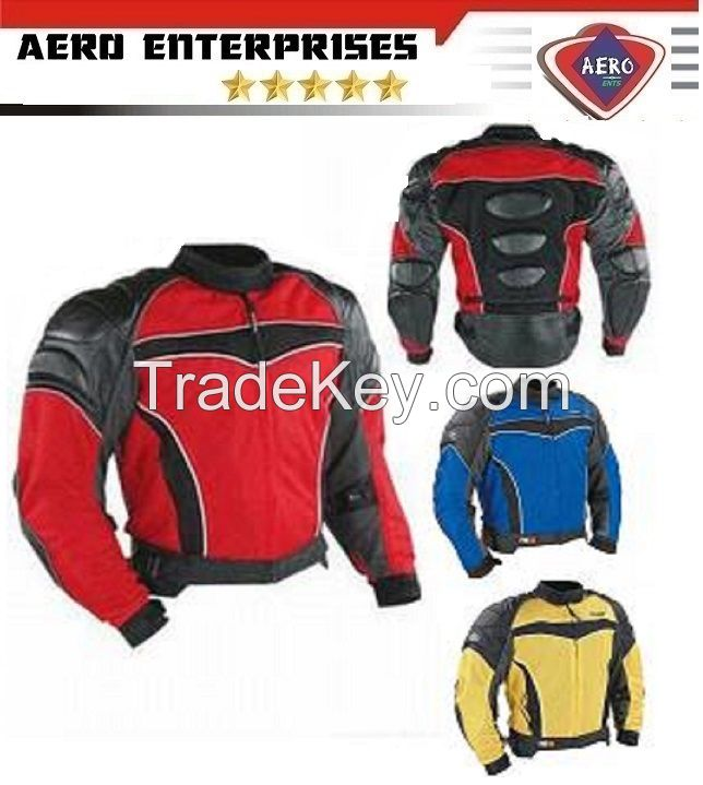 High Quality Motorcycle Jacket Waterpof CE Protector Jacket