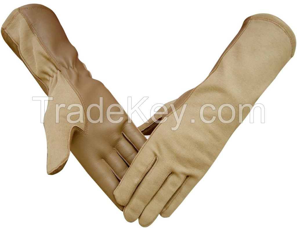High Quality Flight Gloves/Pilot Gloves