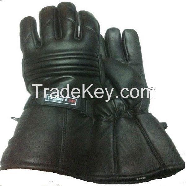 New Winter Latest Motorcycle Biker Ski Leather Gloves