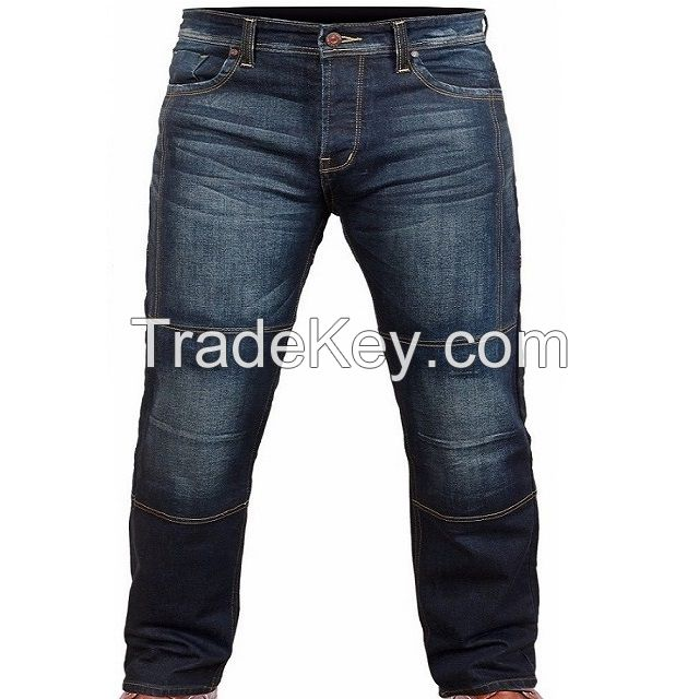 High Quality Motorcycle Jeans Reinforced With CE Protection