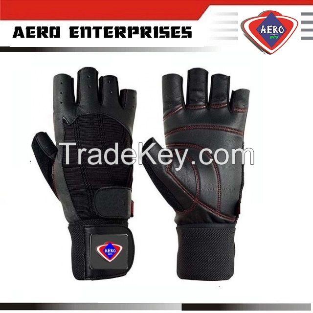 High Quality Weightlifting Gym Training Gloves