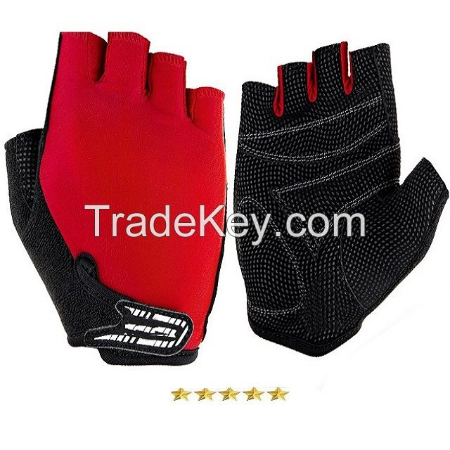 Latest Cycling Bike Running Sports Gym Gloves