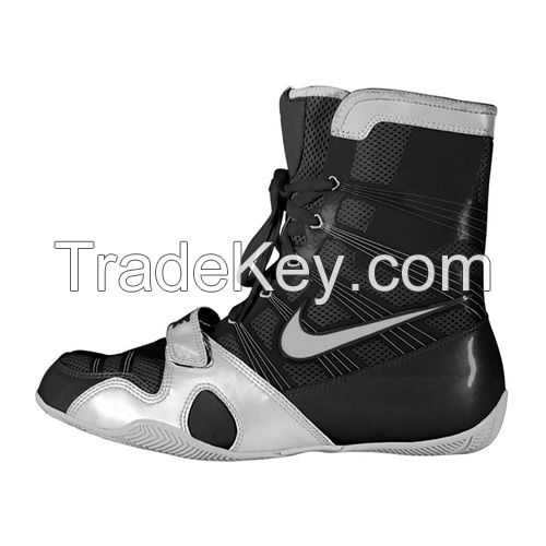 Professional Latest Custom Logo High Quality Boxing Shoes