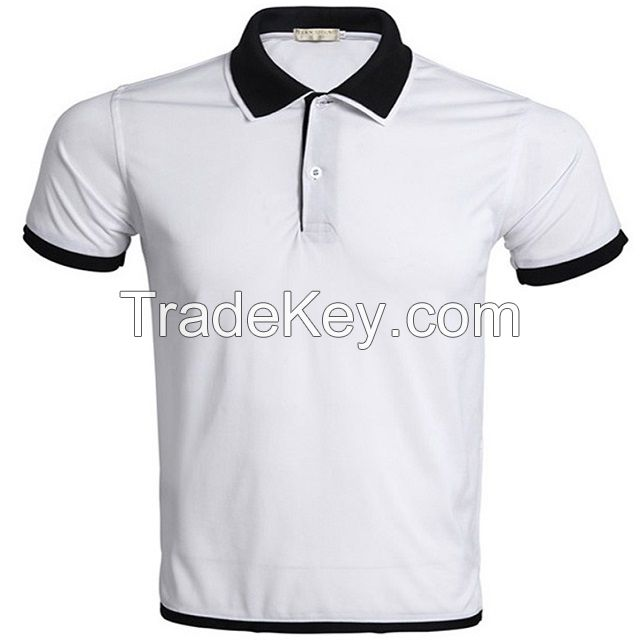 Premium Quality Polo Shirt Men Custom Logo