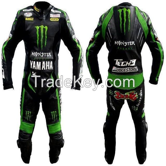 Pro Motorcycle Leather Suit