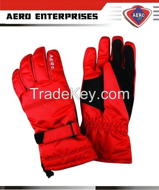 Winter Outdoor Sports Gloves Touch Screen Unisex Waterproof Windproof Warm Riding Velvet Skiing Glove