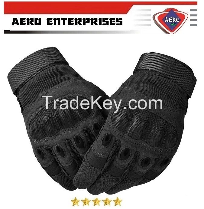 Motorcycle Gloves Hard Knuckle Touch Screen Gloves Motorcycle Gloves Motorbike ATV Riding Full Finger Gloves for Men (