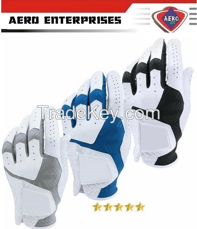 Professional Player Cabretta Golf Gloves