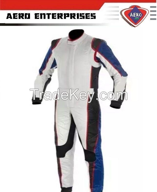 GO Kart race suit go karting Racing Birel art suit CIK/FIA approved