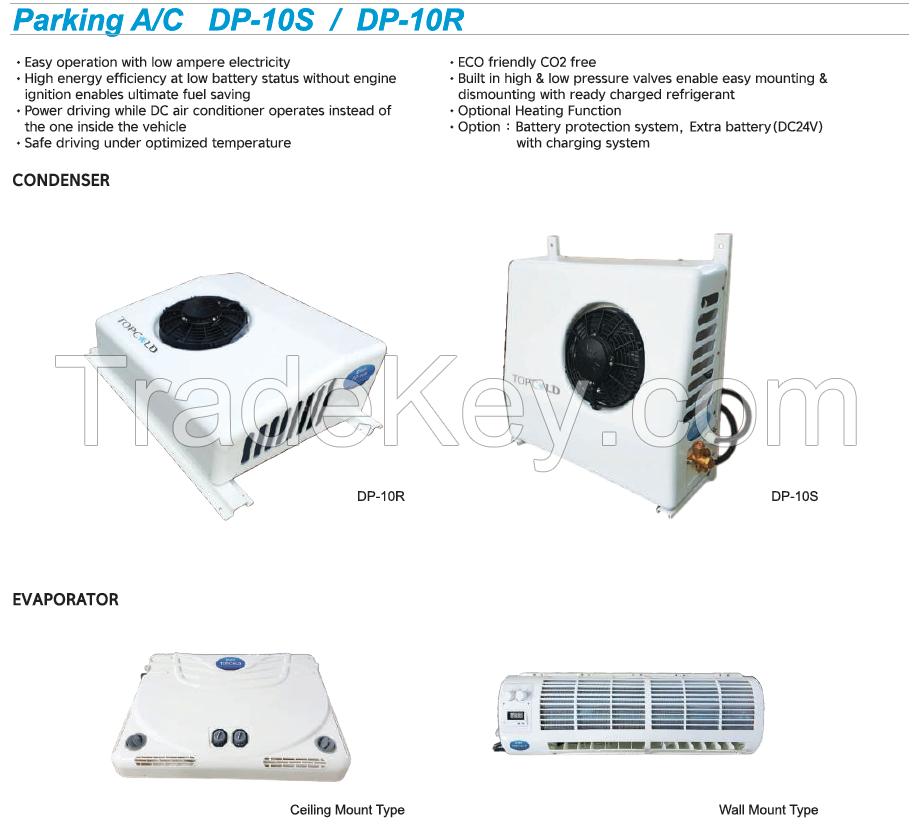 Truck Transport Refrigeration System DP-10S / DP-10R