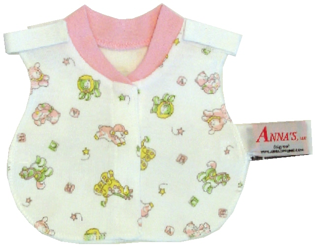 NICU front/shoulder open Shirt