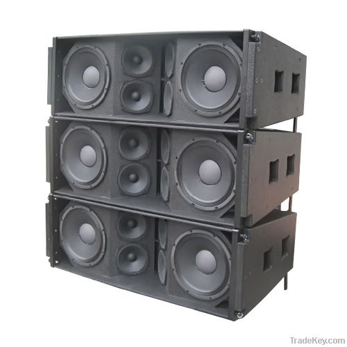 DS212 Dual 12 inch line array(1200W)