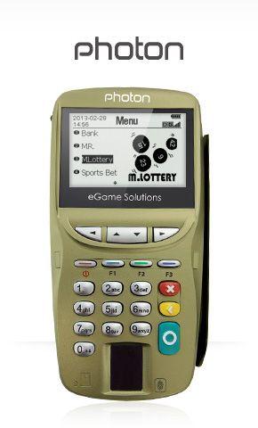 Photon biometric terminal