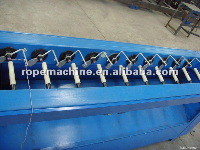 High efficient Yarn/thread/rope/Twine Ball Winding Machine