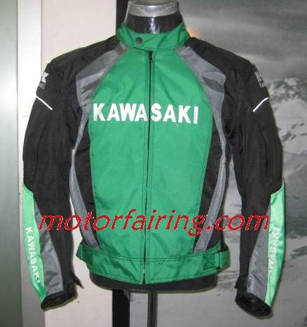 Kawasaki Racing Jacket