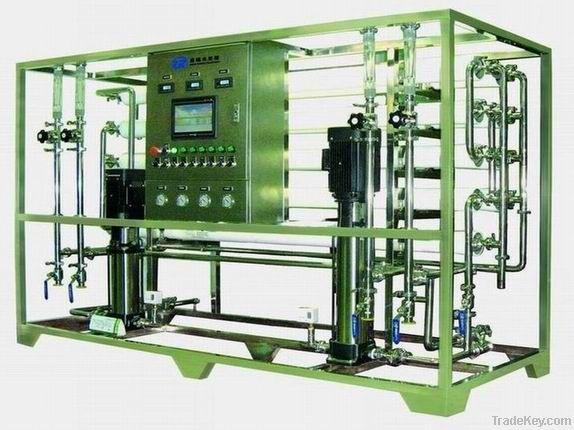 Water Treatment Reverse Osmosis Equipment(FSJ-2000L/h-2)