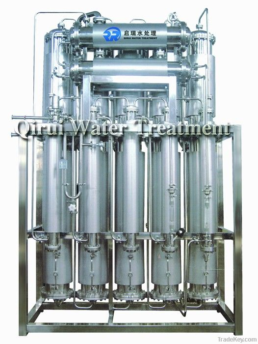 Multiple Effect Distilled Water Machine (LDS Series)