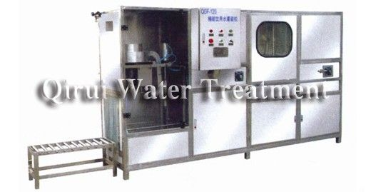 Automatic Drinking Water Filling and Bottling Line(3 gallon & 5 gallon