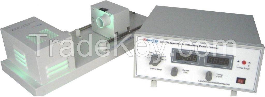Apparatus for Determining Planck's Constant