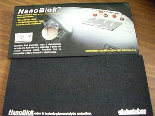 NanoBlok Air Purifier