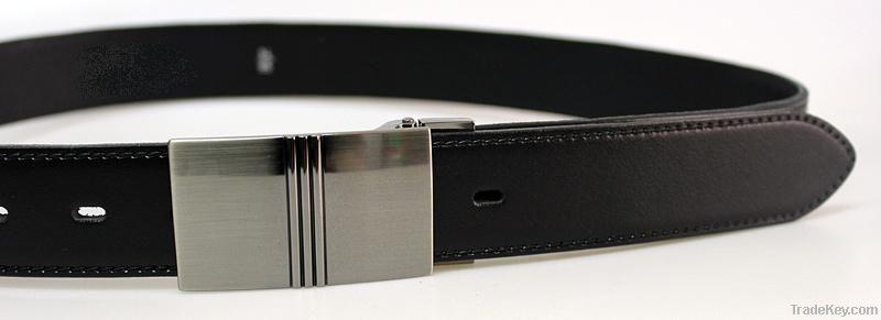 Leather belt Optimist