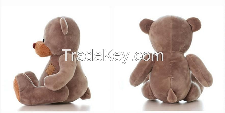 Jointed Plush Teddy Bear