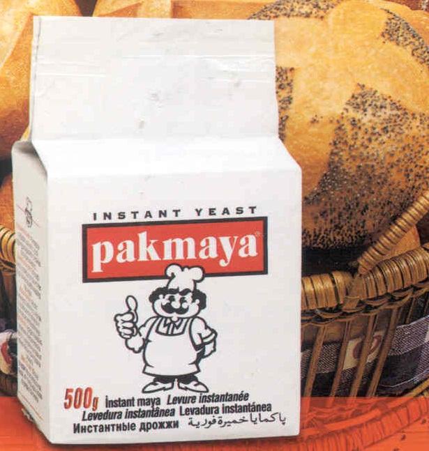 PAKMAYA 500g Instant Dry Yeast