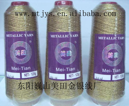 MHS-Type metallic yarn, lurex thread