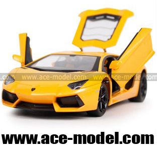Radio Control Car - 1:24 Officially Licenced Lamborghini LP700
